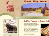 Browse Bocce Club Pizza