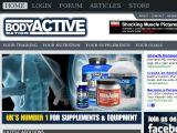 Browse Bodyactive