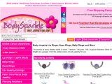 Browse Bodysparkle Body Jewelry