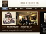 Browse Bombed Out Records