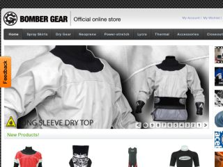 Shop at bombergear.com