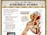 Browse Bombshell Stamps