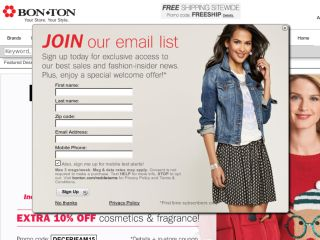 Shop at bonton.com