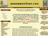 Browse Bookbrowzers