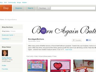 Shop at bornagainbuttons.etsy.com