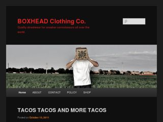 Shop at boxheadshirts.com