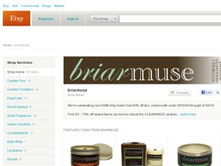 Shop at briarmuse.etsy.com