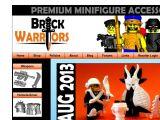 Brickwarriors.com Coupon Codes