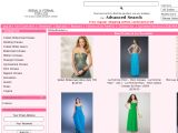 Browse Bridal & Formal Dresses for less