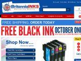 Browse Britannia Inks
