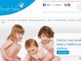 Brushbaby.co.uk Coupon Codes