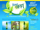 Browse Bugz Off! Insect Deterrent