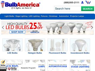 Shop at bulbamerica.com
