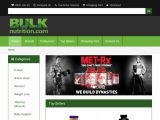 Bulk Nutrition Coupon Codes
