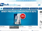Bulkpowders.com Coupon Codes