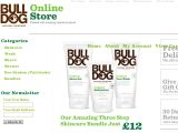 Browse Bulldog Natural Grooming