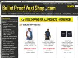 Bulletproofvestshop.com Coupon Codes
