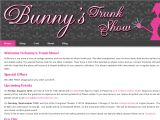 Browse Bunny's Trunk Show