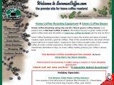 Browse Burman Coffee