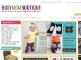 Browse The Busy Mom Boutique