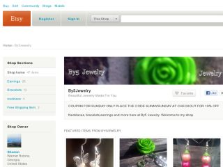 Shop at by5jewelry.etsy.com