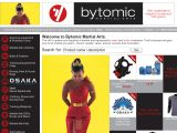 Browse Bytomic Martial Arts