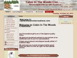Cabininthewoodscreations.com Coupons