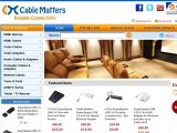 Cablematters.com Coupon Codes