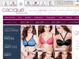Cacique.com Coupon Codes