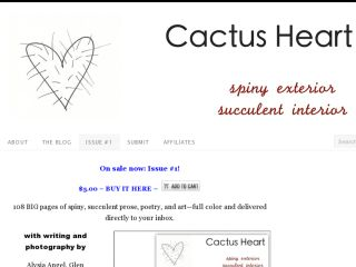 Shop at cactusheartpress.com