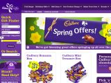 Cadburygiftsdirect.co.uk Coupon Codes