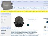 Browse Cajun Cast Iron