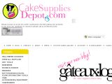 Browse Cake Supplies Depot