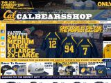 Browse Calbearsshop
