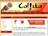 Calistacosmetics.com Coupon Codes
