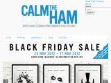 Browse Calm The Ham