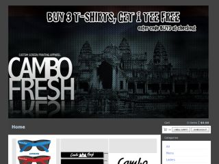 Shop at cambofresh.com