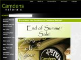 Browse Camdens Naturals