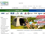 Browse Camping World Uk