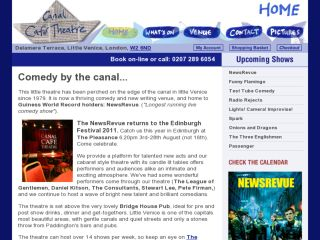 Shop at canalcafetheatre.com