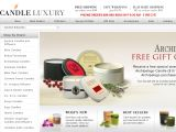 Browse Candleluxury