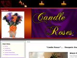 Browse Candle Roses