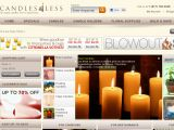 Browse Candles 4 Less