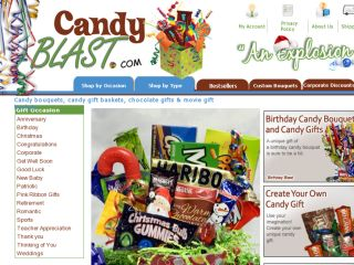 Shop at candyblast.com