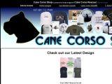 Browse Cane Corso Shop