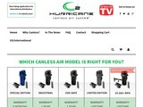 Browse Canless Air System O2 Hurricane
