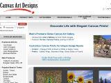 Browse Canvas Art Designs