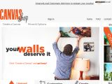 Browse Canvas Shop