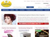 Capitalhairandbeauty.co.uk Coupon Codes