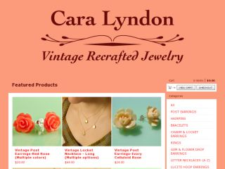 Shop at caralyndon.com